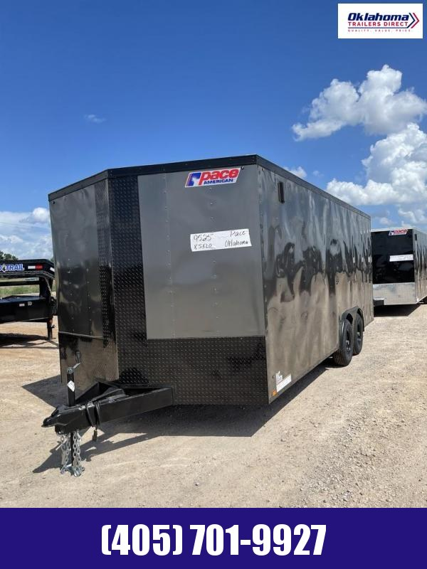 2022 Pace American 8.5' x 20' TA Enclosed Cargo Trailer