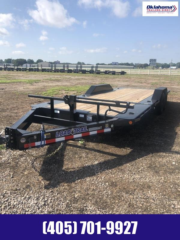 "2020 Load Trail 102"" x 22' Tilt Trailer"