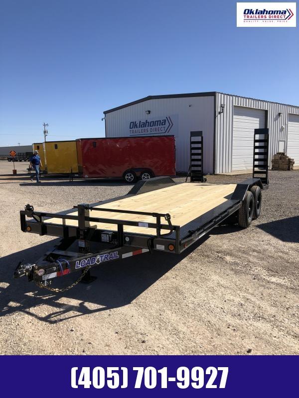 """2021 Load Trail 102"""" x 22' TA Equipment Trailer"""