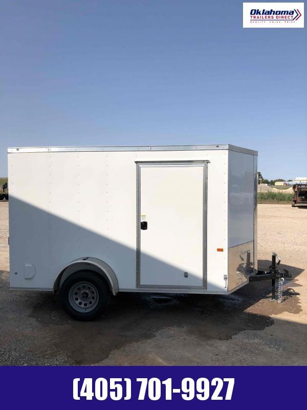 2020 Rock Solid Cargo 6'x10' SA Enclosed Cargo Trailer