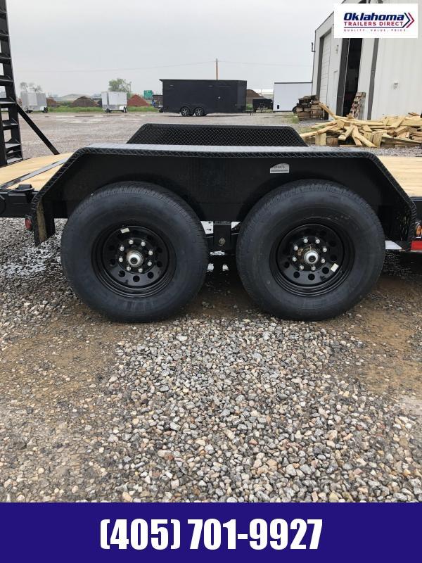 "2021 Load Trail 83"" x 16' TA Equipment Trailer Equipment Trailer"