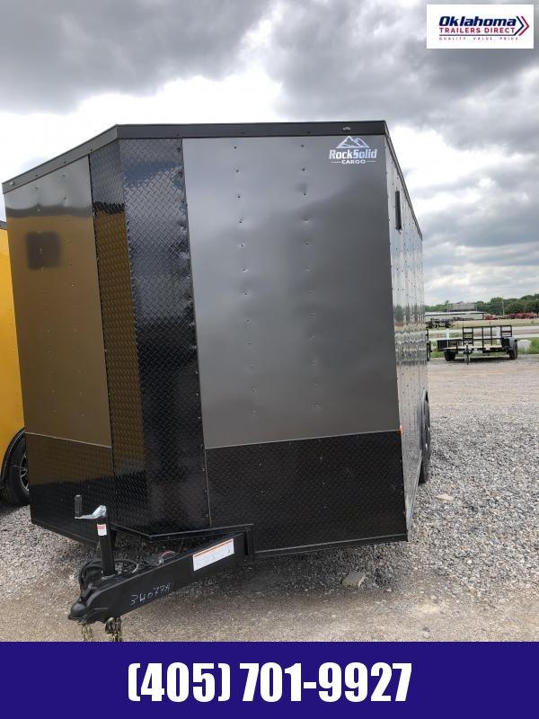 2021 Rock Solid Cargo 8.5 x 16 TA Enclosed Cargo Trailer