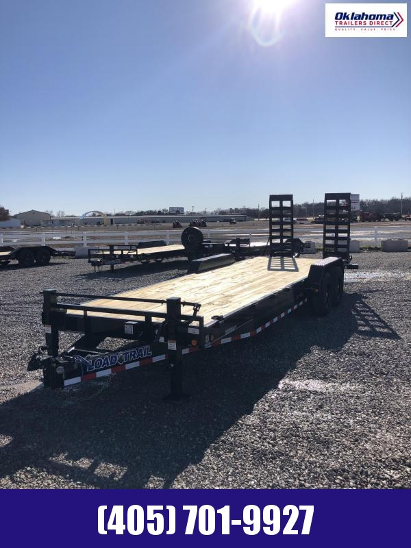 2021 Load Trail 83 x 24' TA Equipment Trailer