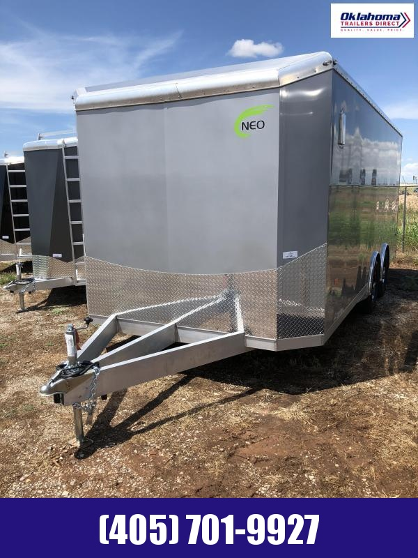 2020 NEO Trailers 8.5' x 20 Enclosed Cargo Trailer
