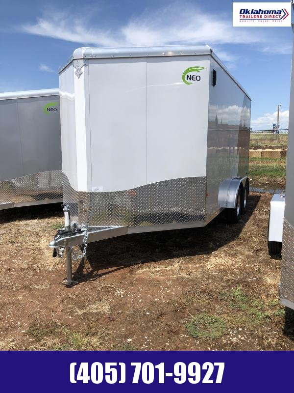 2020 NEO Trailers 7.5' x 14' Enclosed Cargo Trailer