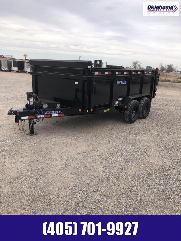 "2021 Load Trail 83"" x 14' TA Dump Trailer Dump Trailer"