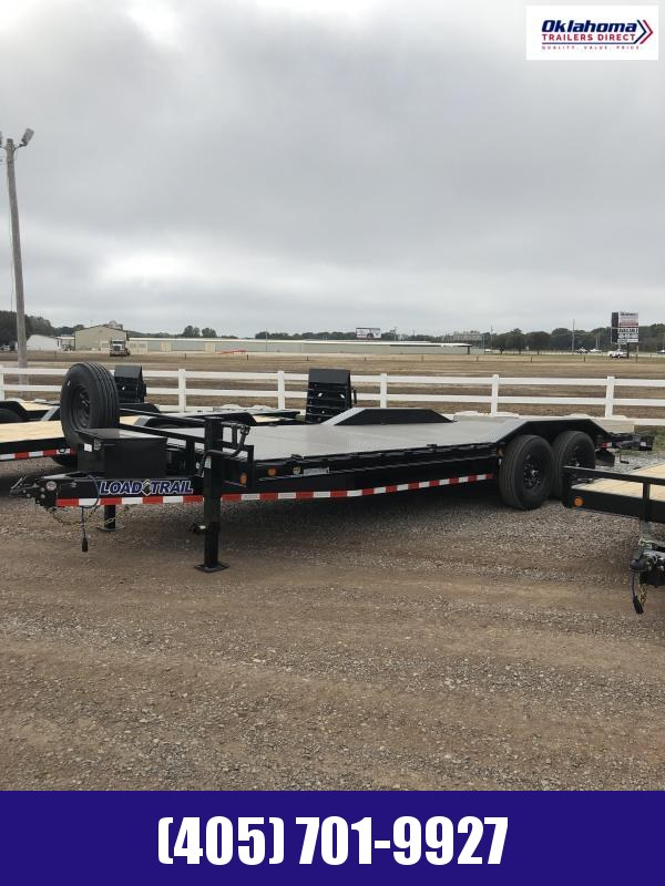 "2021 Load Trail 102"" x 22' Equipment Trailer"