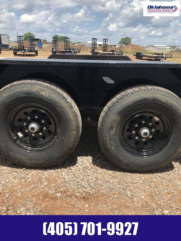 """2020 Load Trail 83"""" x 24' TA Equipment Trailer"""