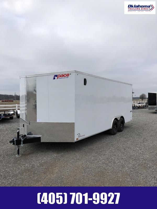 2021 Pace American 8.5' x 20' TA Cargo / Enclosed Trailer