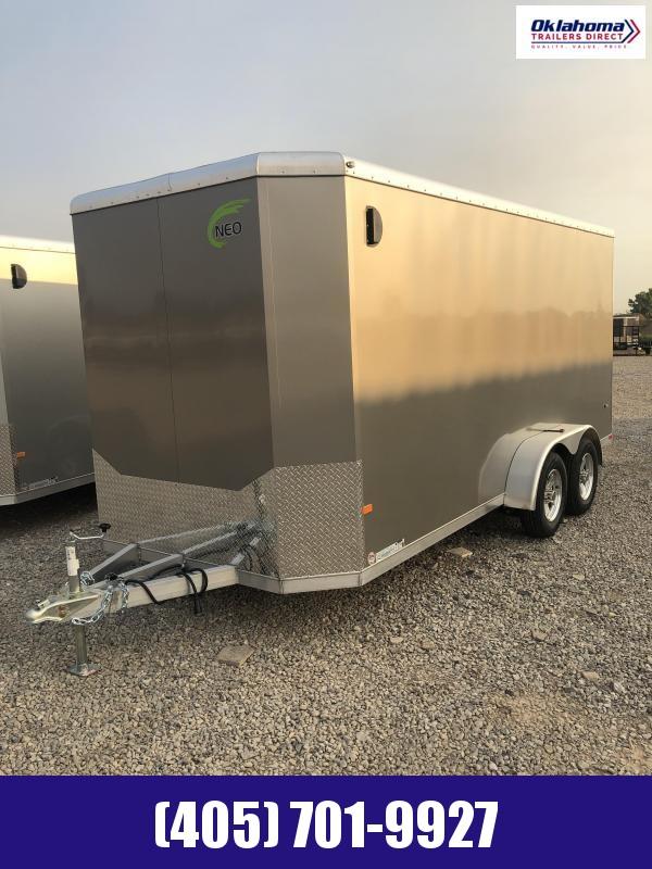 2020 NEO 7' x 16' Enclosed Cargo Trailer