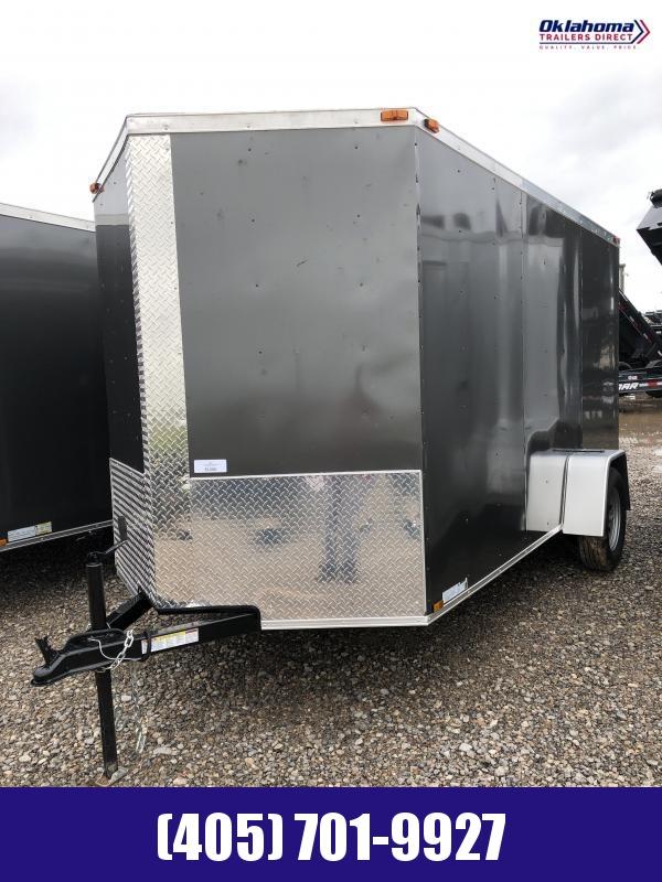 2021 Triple R 6 x 12 SA Enclosed Cargo Trailer