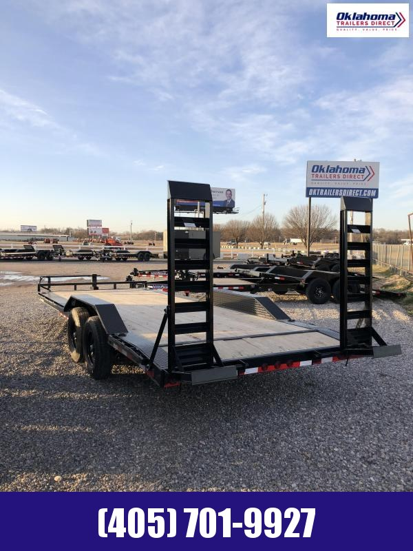 "2021 Load Trail 102"" X 22' TA Equipment Trailer"