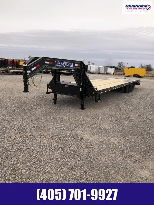 "2021 Load Trail 102"" x 36' TA Low Pro Gooseneck Equipment Trailer"
