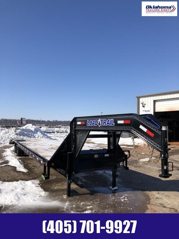 "2021 Load Trail 102"" x 40' TA Gooseneck Equipment Trailer"