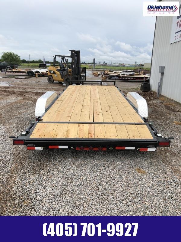 "2020 Load Trail 83"" x 20' Equipment Trailer"