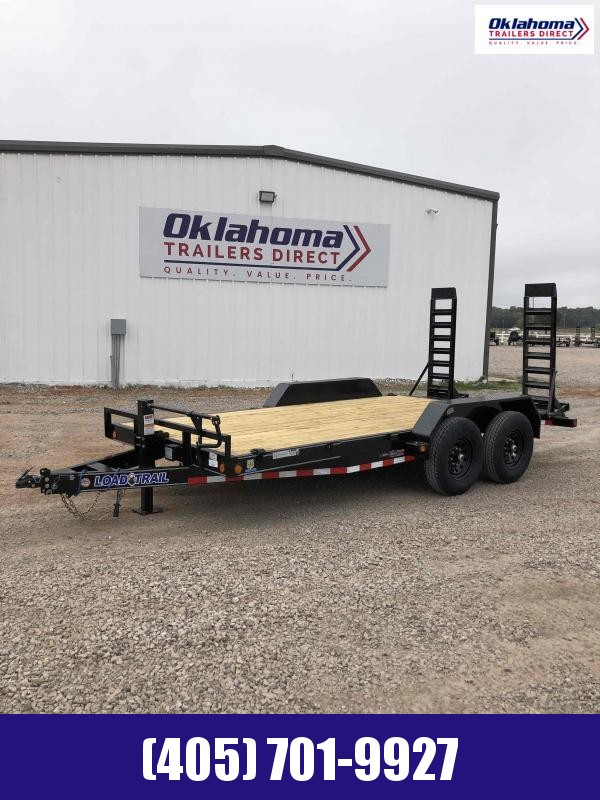 "2021 Load Trail 83"" X 16' Equipment Trailer"
