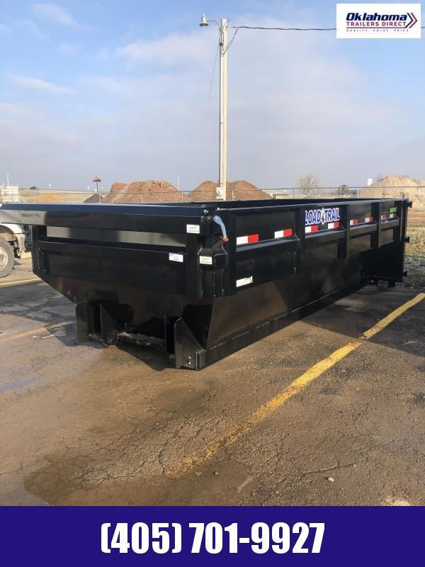 """2021 Load Trail 83"""" x 16' Drop-N-Go Roll Off Dump Box"""