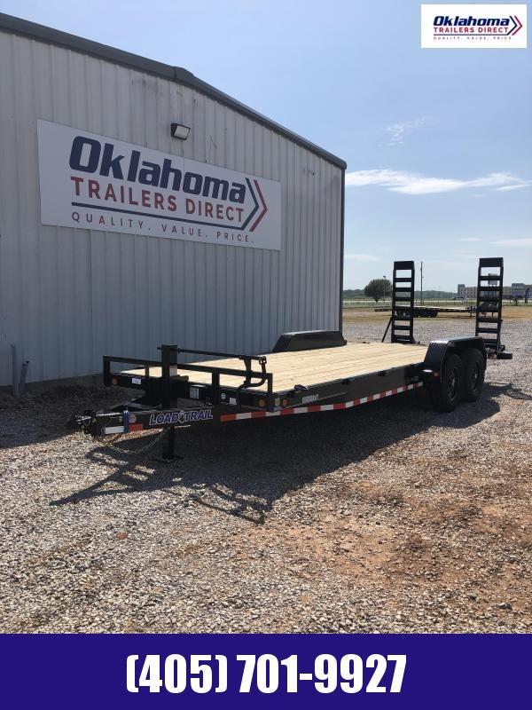 "2020 Load Trail 83"" X 22' Tandem Axle Car Hauler Equipment Trailer"