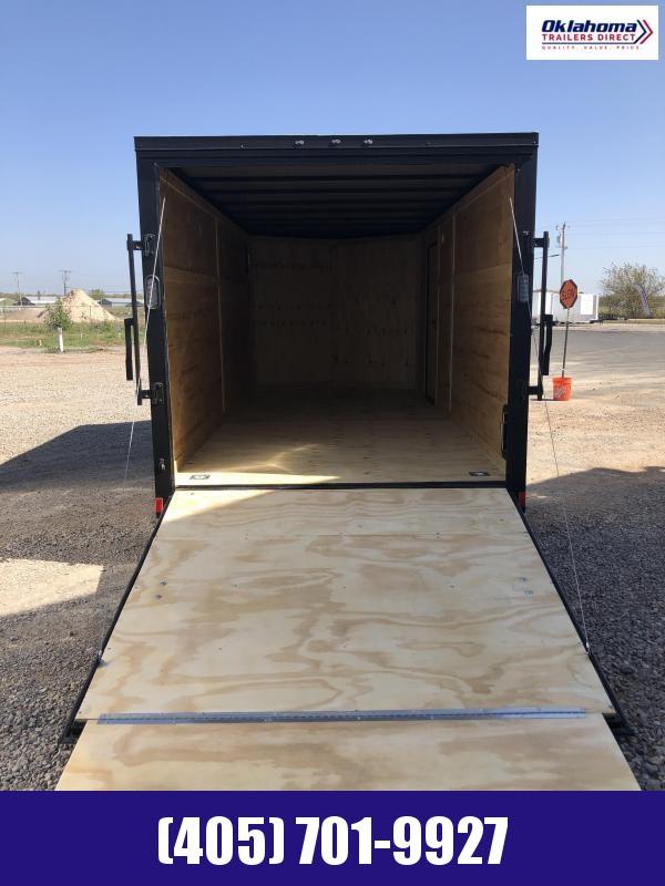 2020 Rock Solid Cargo 7' x 16' Enclosed Cargo Trailer