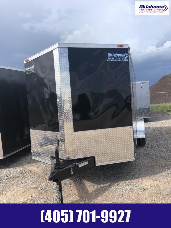 2021 Triple R 7 x 16 TA  Enclosed Cargo Trailer