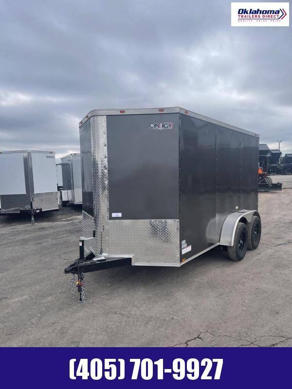 2021 Cynergy Cargo 6 x 12 TA Enclosed Cargo Trailer