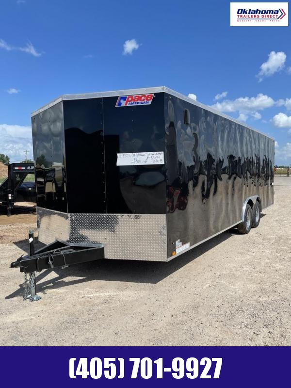 2022 Pace American 8.5' x 24' TA Enclosed Cargo Trailer