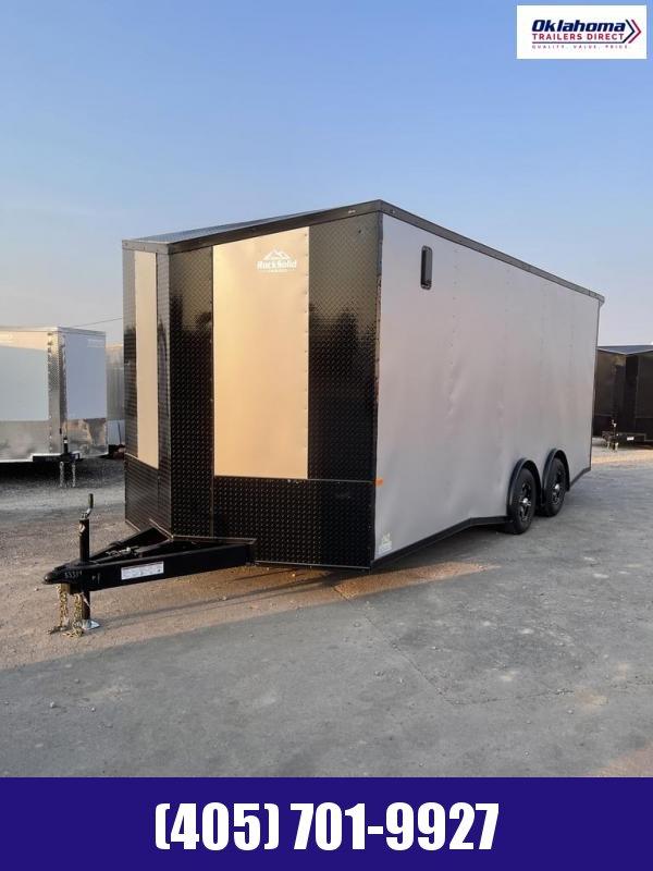 2022 Rock Solid Cargo 8.5' x 20' TA Enclosed Cargo Trailer