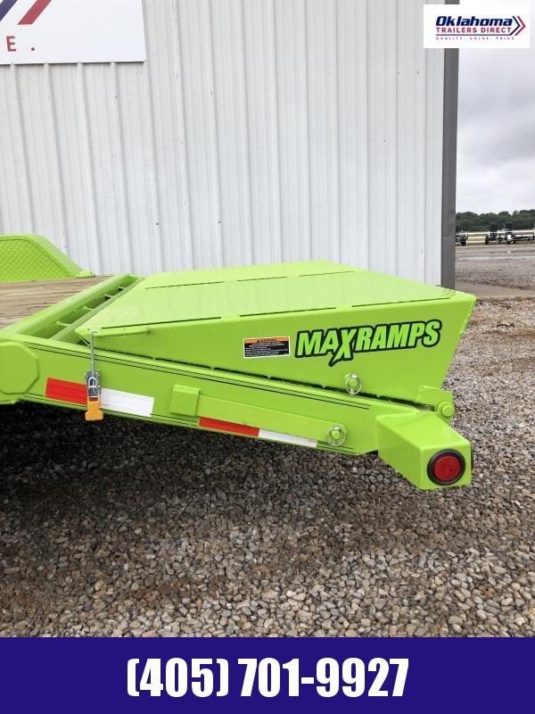 """2020 Load Trail 83"""" x 20' TA Equipment Trailer"""