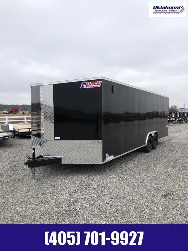 2021 Pace American 8.5' x 24' TA Enclosed Cargo Trailer