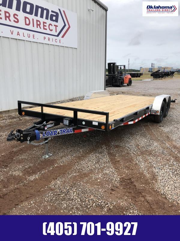 2020 Load Trail 83 x 20'  TA Equipment Trailer