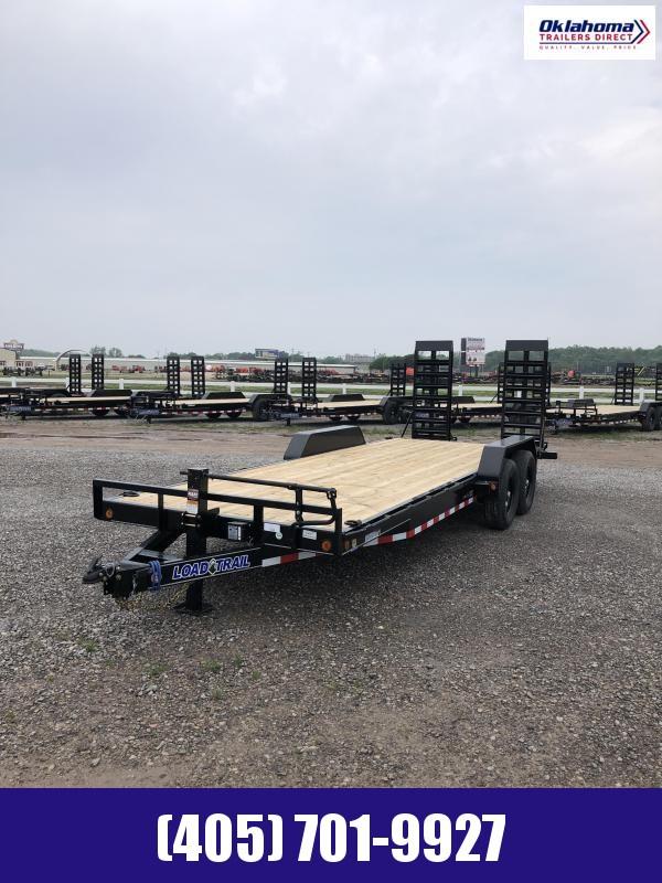 "2021 Load Trail 83"" x 22' TA Equipment Trailer Equipment Trailer"