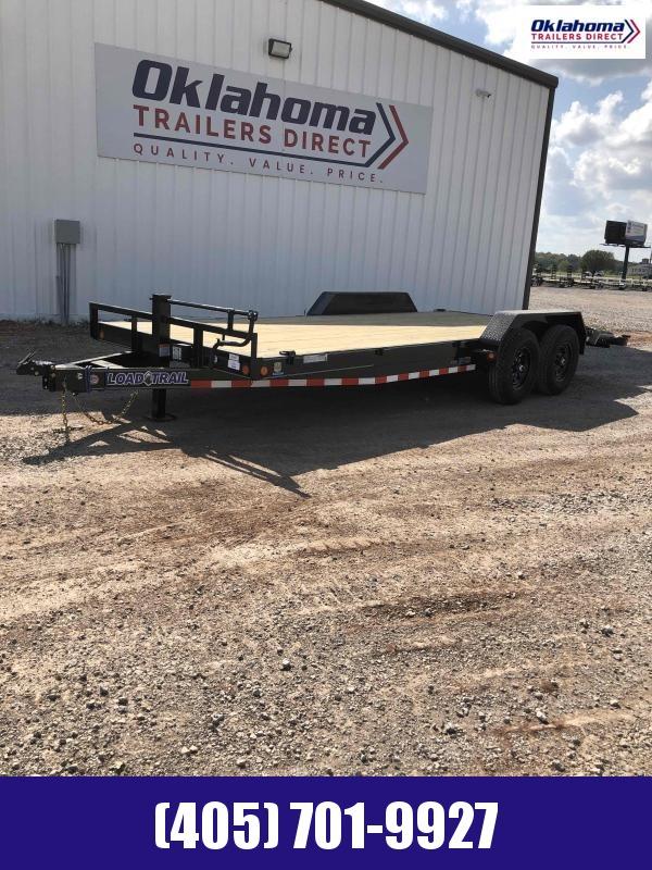 2021 Load Trail 83 x 20' Equipment Trailer