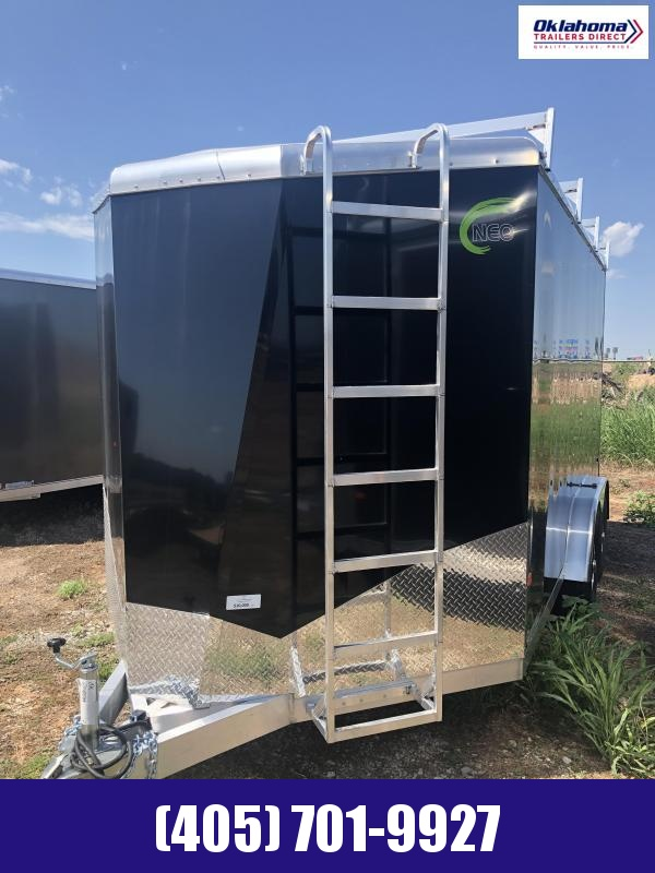 2020 NEO 7.5' x 14' Enclosed Cargo Trailer