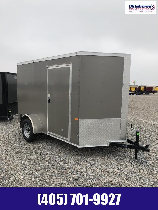 2021 Rock Solid Cargo 6 x 10 SA Enclosed Cargo Trailer