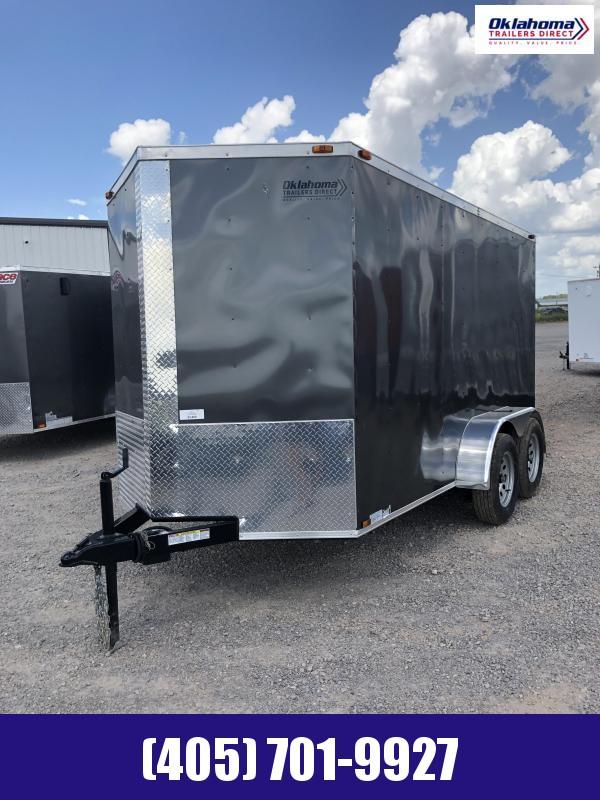 2022 Triple R Trailers 6' x 12' TA Enclosed Cargo Trailer