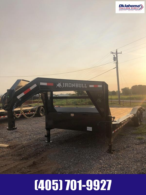 2020 Iron Bull 102 x 24' Equipment Trailer
