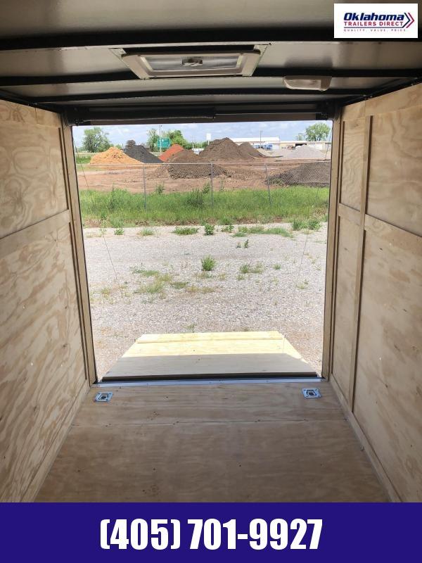 2021 Cynergy Cargo 6' x 10' TA Enclosed Cargo Trailer Enclosed Cargo Trailer