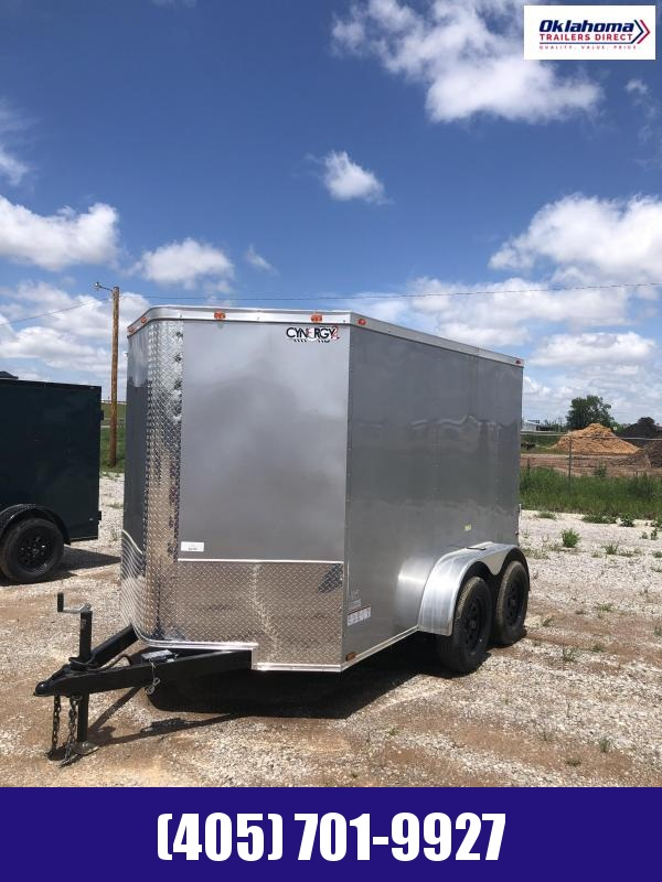 2021 Cynergy Cargo 6' x 10' TA Enclosed Cargo Trailer Enclosed Cargo Trailer