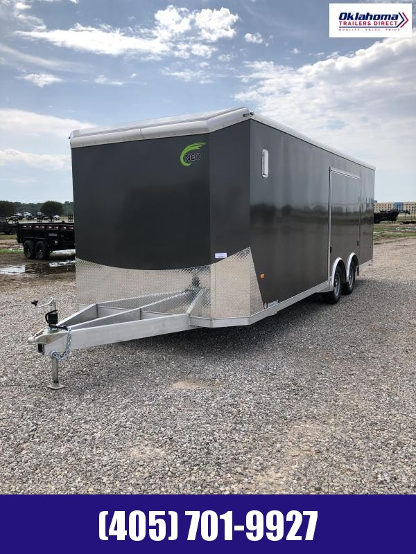 2020 NEO Trailers 8.5' x 24' Enclosed Cargo Trailer