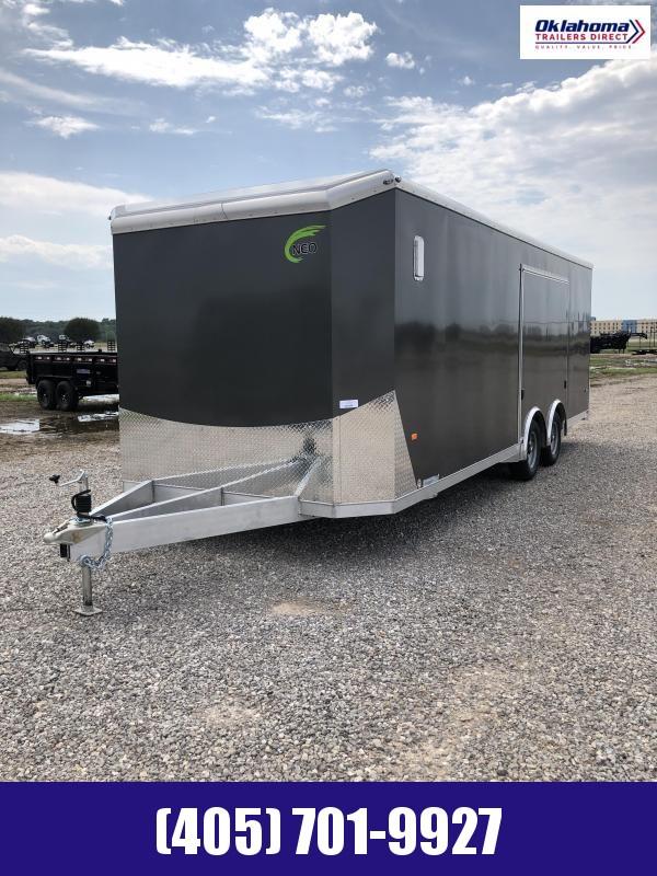 2020 NEO Trailers 8.5' x 24' Enclosed Cargo Trailer