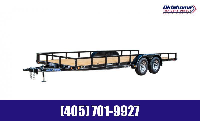 2022 Load Trail UT07 - Tandem Axle Utility 83 x 18 Utility Trailer