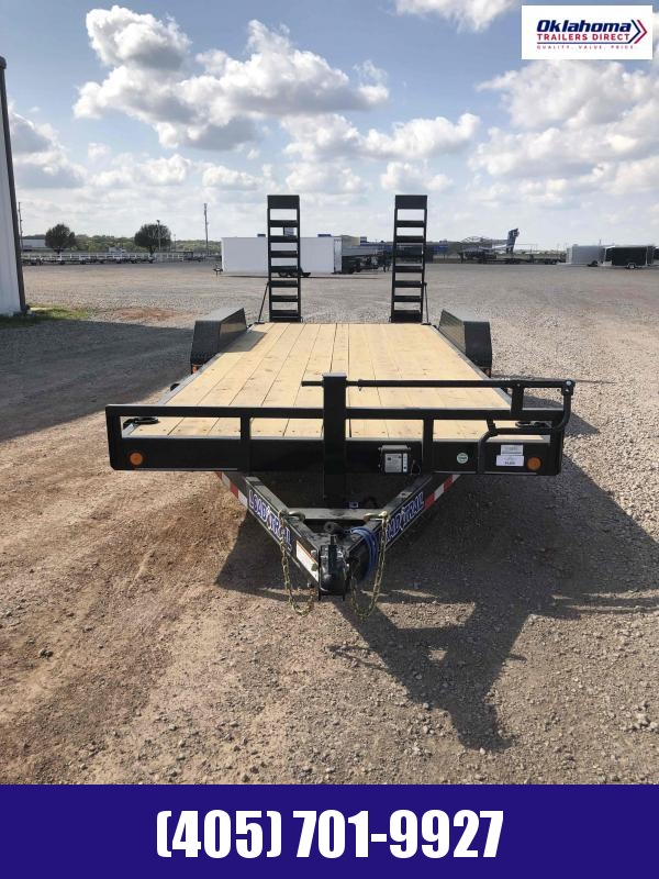"2021 Load Trail 83"" x 20' Equipment Trailer"