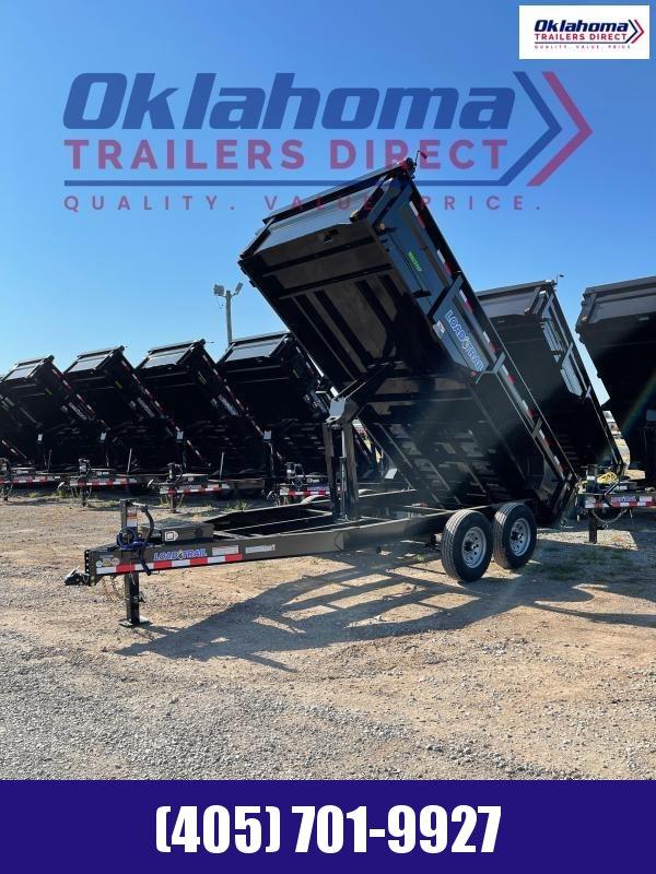 """2022 Load Trail 83"""" x 16' Tandem Axle Dump Trailer"""