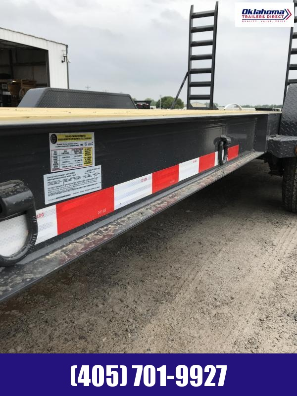 "2021 Iron Bull 83"" x 20' TA Equipment Trailer"