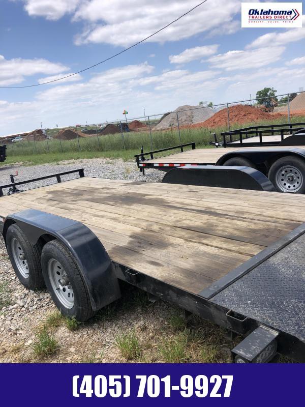 "2021 Load N Go 83"" x 18' TA Car / Racing Trailer"