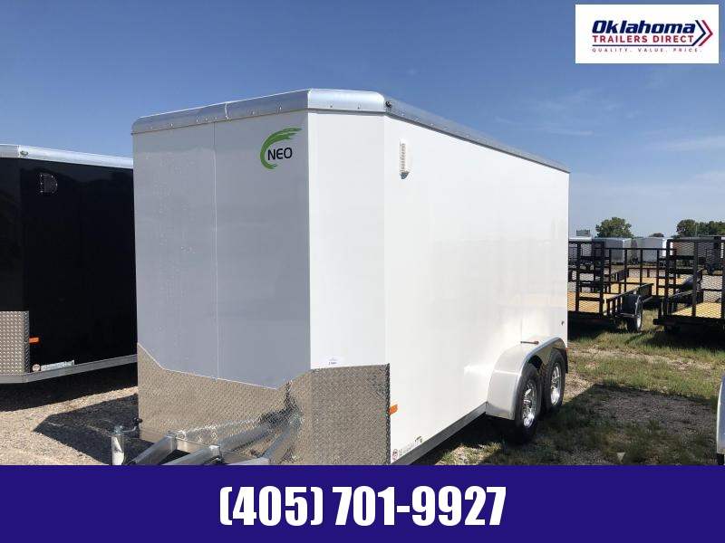 2021 NEO Trailers 7'X 14' Enclosed Cargo Trailer