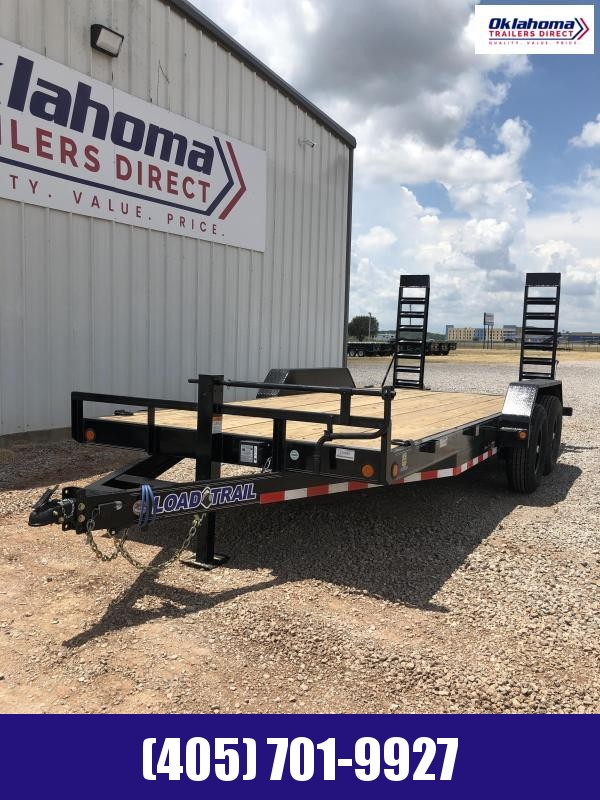 "2020 Load Trail 83"" x 22' Equipment Trailer"