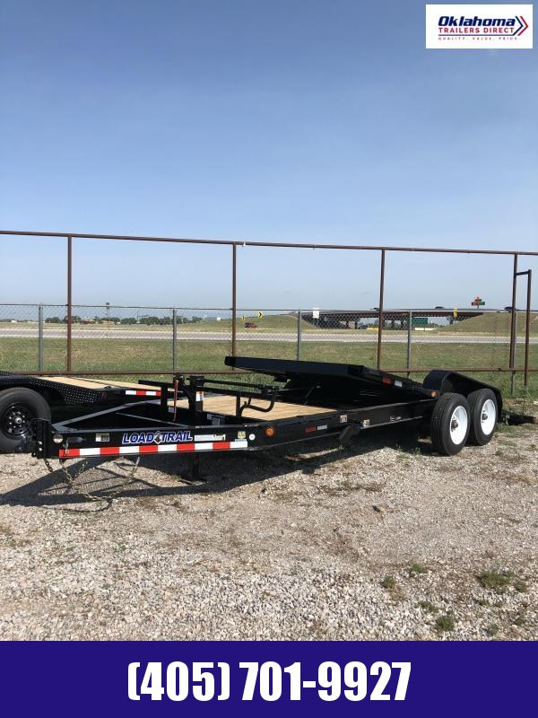 "2021 Load Trail 83"" x 20' Tilt Deck Trailer"