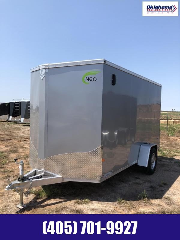 2020 NEO Trailers 6' x 12' Enclosed Cargo Trailer