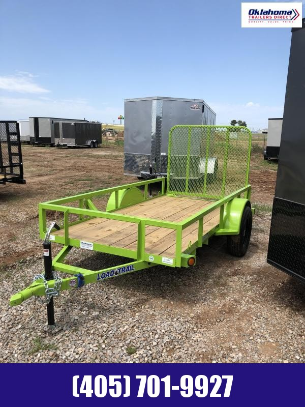 "2020 Load Trail 60"" x 10' Single Axle Utility Trailer"